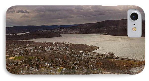 The Village Of Cold Spring And The Hudson River IPhone Case