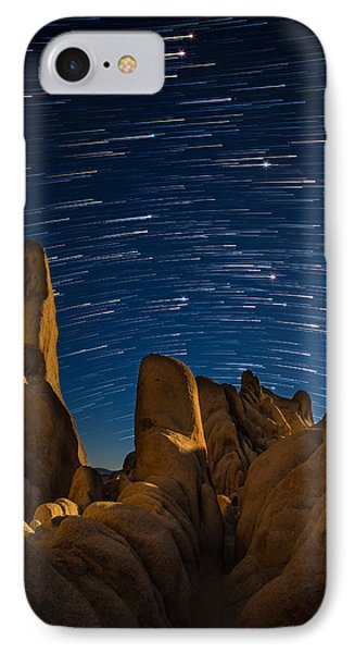 The Visitor IPhone Case by Tassanee Angiolillo