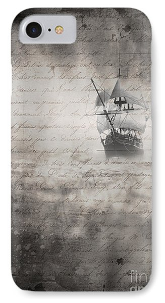 The Voyage Phone Case by Edward Fielding