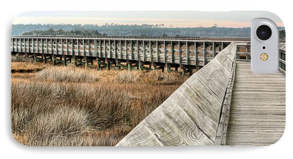 The Walkway Phone Case by JC Findley