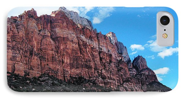 The Wall IPhone Case by Sylvia Thornton