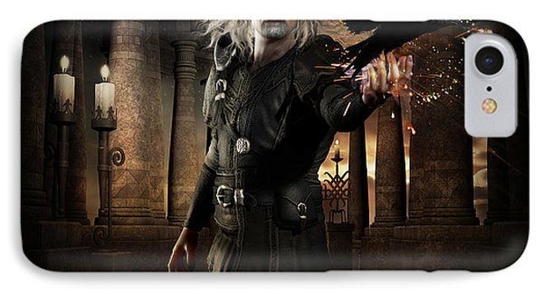 The Warlock IPhone 7 Case by Shanina Conway