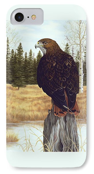 The Watchful Eye IPhone Case by Rick Bainbridge