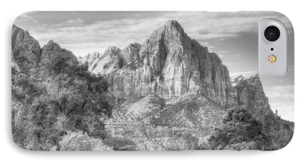 IPhone Case featuring the photograph The Watchman by Jeff Cook