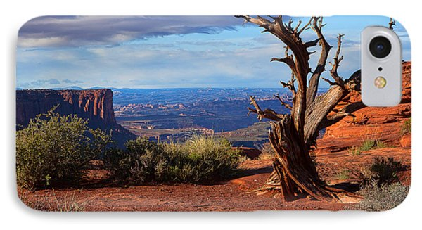 The Watchman IPhone Case