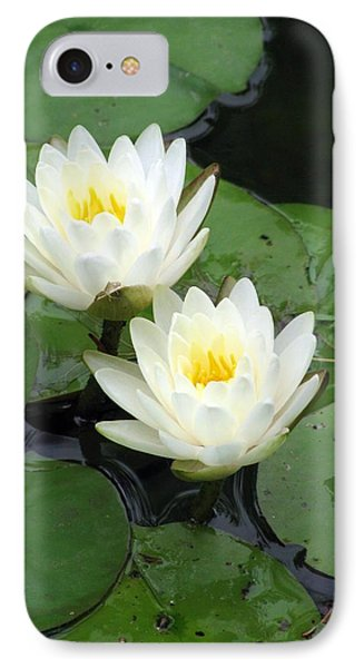 IPhone Case featuring the photograph The Water Lilies Collection - 07 by Pamela Critchlow