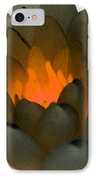IPhone Case featuring the photograph The Water Lilies Collection - Photopower 1043 by Pamela Critchlow