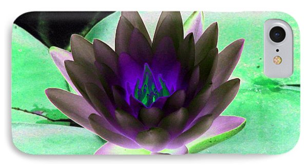IPhone Case featuring the photograph The Water Lilies Collection - Photopower 1116 by Pamela Critchlow
