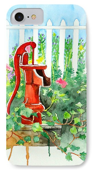 The Water Pump IPhone Case