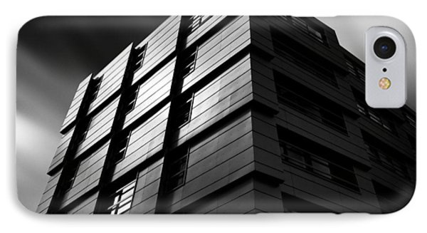 Architecture iPhone 7 Case - The Wave by Dave Bowman