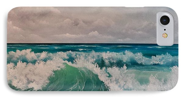 The Wave IPhone Case by Katia Aho