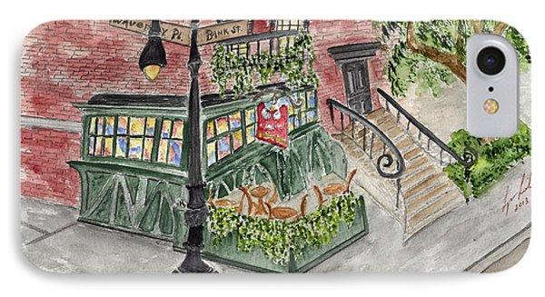 The Waverly Inn And Garden IPhone Case