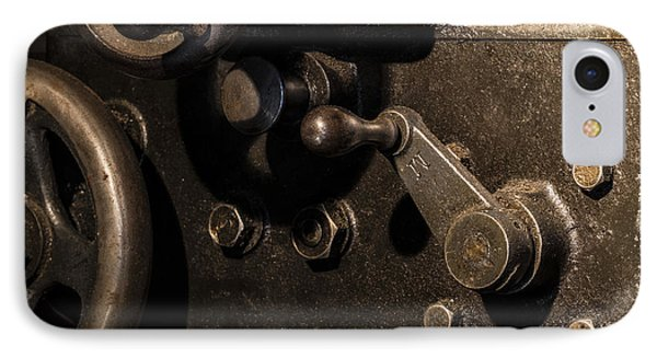 The Way Back Machine Phone Case by Andrew Pacheco