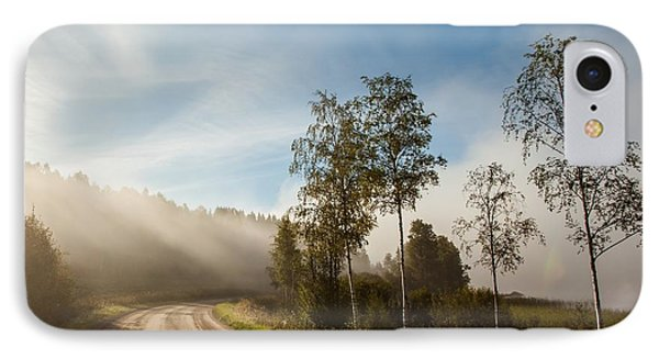 IPhone Case featuring the photograph The Way  by Rose-Maries Pictures