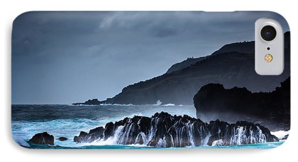 The Way To A New Wave IPhone Case by Edgar Laureano