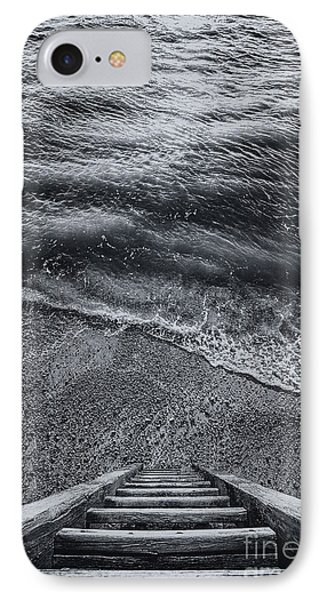 The Way To Unknown Phone Case by Svetlana Sewell