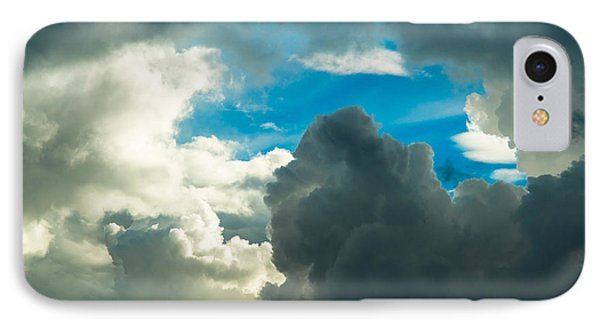 The Weather Is Changing Phone Case by Alexander Senin