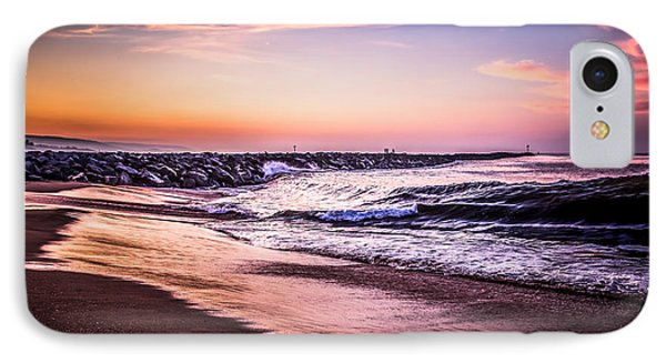 The Wedge Newport Beach California Picture IPhone Case by Paul Velgos