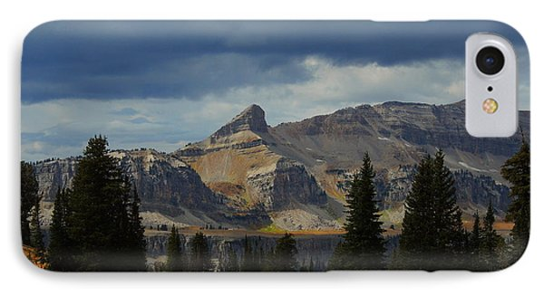 IPhone Case featuring the photograph The Wedge by Raymond Salani III