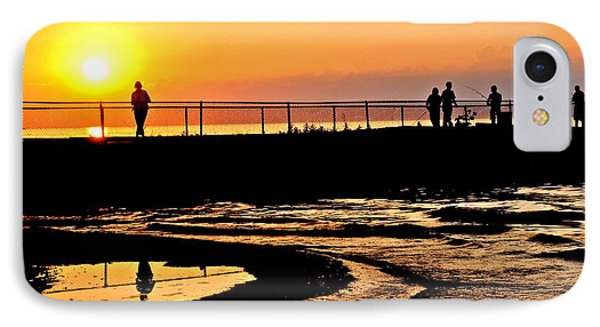 The Weekend Phone Case by Frozen in Time Fine Art Photography