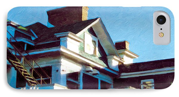 IPhone Case featuring the photograph The Welland Club 5 by The Art of Marsha Charlebois