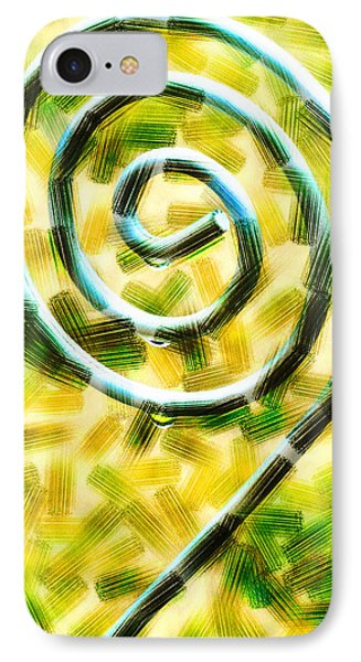 The Wet Whirl  Phone Case by Steve Taylor