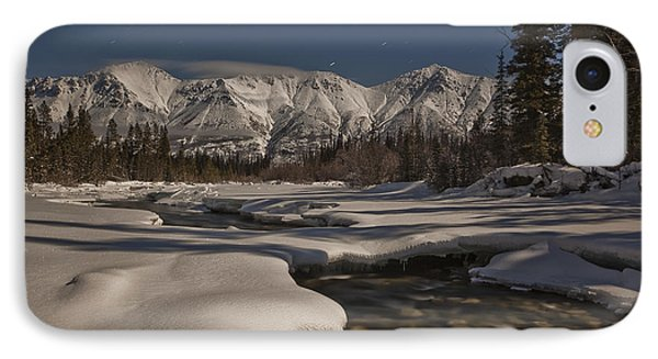 The Wheaton River Valley Lit By The Phone Case by Robert Postma