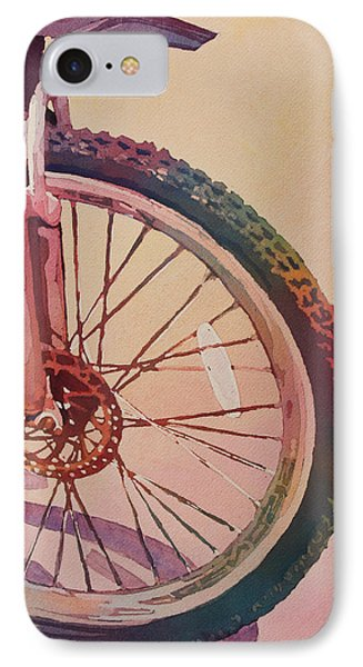 The Wheel In Color IPhone Case