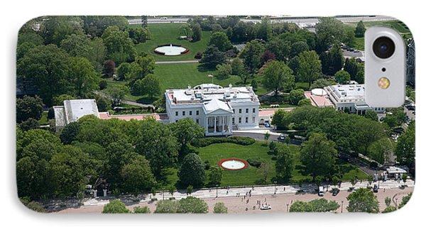 The White House Phone Case by Carol Highsmith