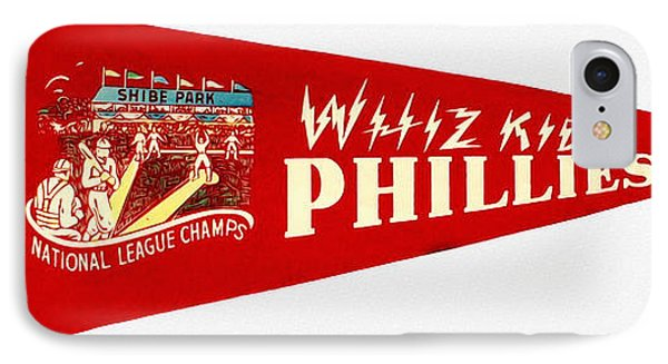 The Whiz Kids IPhone Case by Bill Cannon
