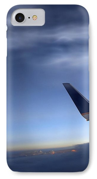 The Wild Blue Yonder IPhone Case