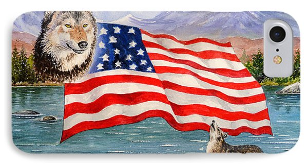 The Wildlife Freedom Collection 1 IPhone Case by Andrew Read