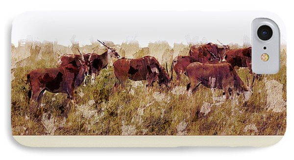 The Wilds Phone Case by Ron Jones