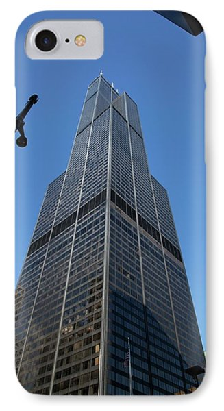 The Willis Tower IPhone Case