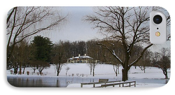 The Willows  Skunk Hollow Park IPhone Case by Bill Cannon