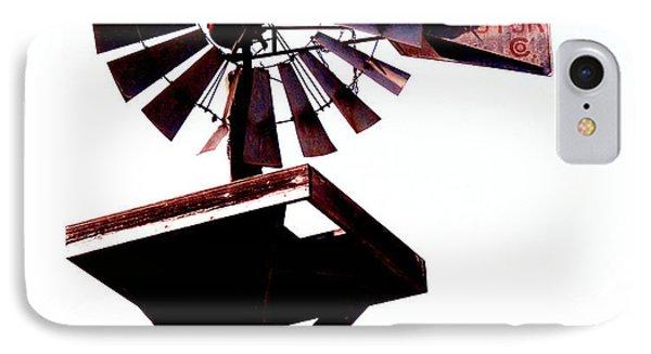 The Windmill Phone Case by Avis  Noelle