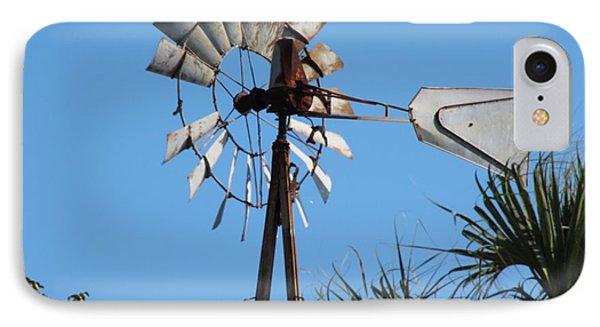 The Windmill IPhone Case by Nance Larson