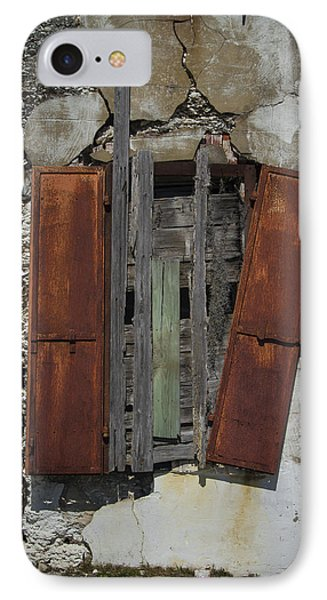 The Window Phone Case by Debra and Dave Vanderlaan