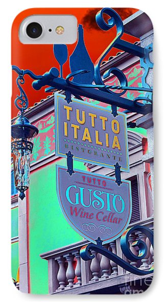 IPhone Case featuring the photograph The Wine Cellar II by Robert Meanor