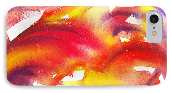 The Wings Of Light Abstract IPhone Case