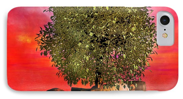 The Wishing Tree Two Of Two IPhone Case