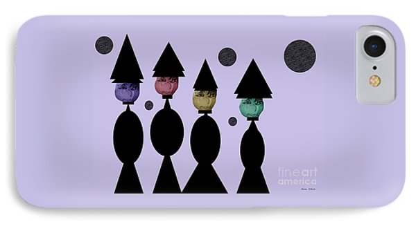 The Witch Club IPhone Case
