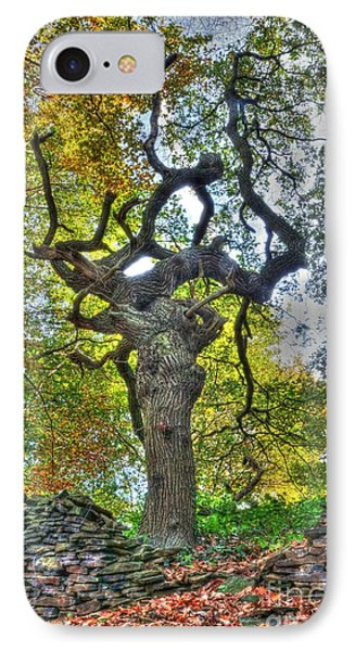 The Witches Tree IPhone Case