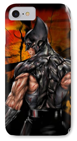 The Wolverine IPhone Case