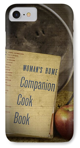 The Womans Home Companion Phone Case by Kenny Francis