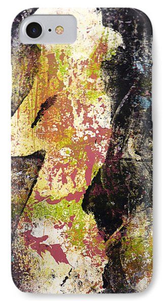 The World Inside IPhone Case by P Maure Bausch