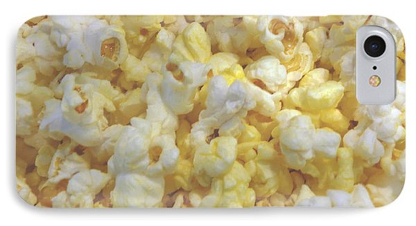 IPhone Case featuring the photograph The World Of Popcorn by Hiroko Sakai