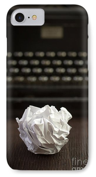 The Writer IPhone Case