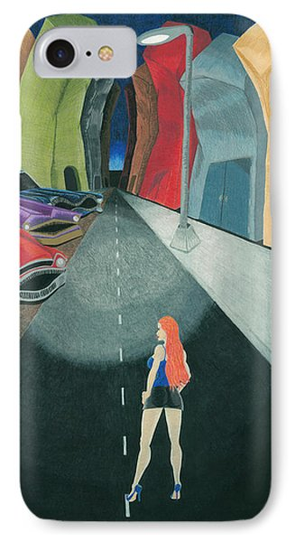 The Wrong Street IPhone Case