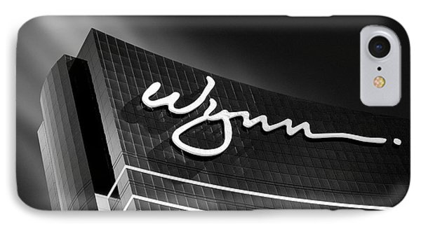 Wynn IPhone Case by Dave Bowman